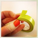 Two-Minute Tip: Maximum Sticky Tape Efficiency