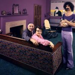 The Voyeuse: Frank Zappa At Home With His Mum and Dad