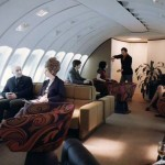 Vintage Travel First-Class Lounge