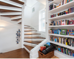 Houzz staircase